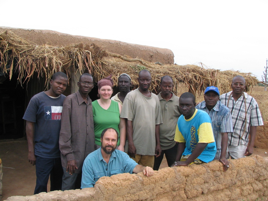 The Dry-Season Ecology Team (Mali, 2009)
